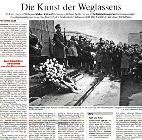 Artikel in der Rheinische Post vom 28.04.2010