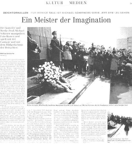 Artikel im Hamburger Abendblatt vom 17.04.2010